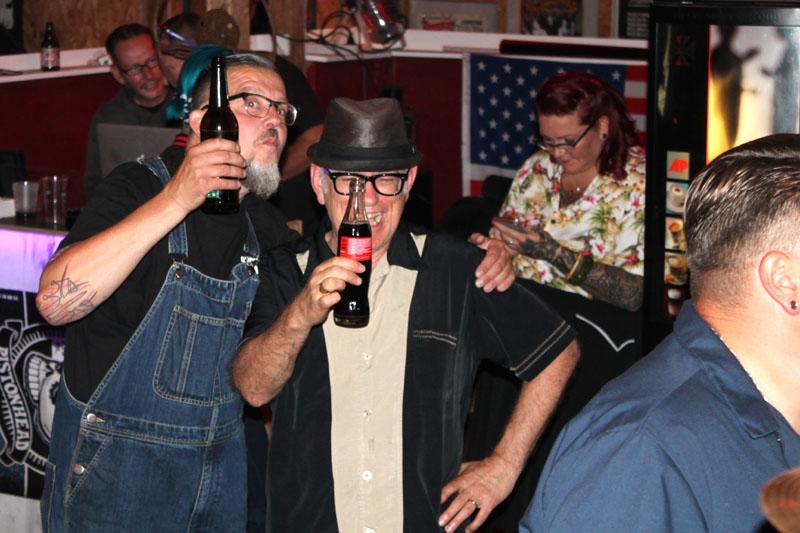 Eightball Boppers Barn Boys