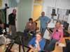 Eightball Boppers bij Omroep Brabant, april 2007