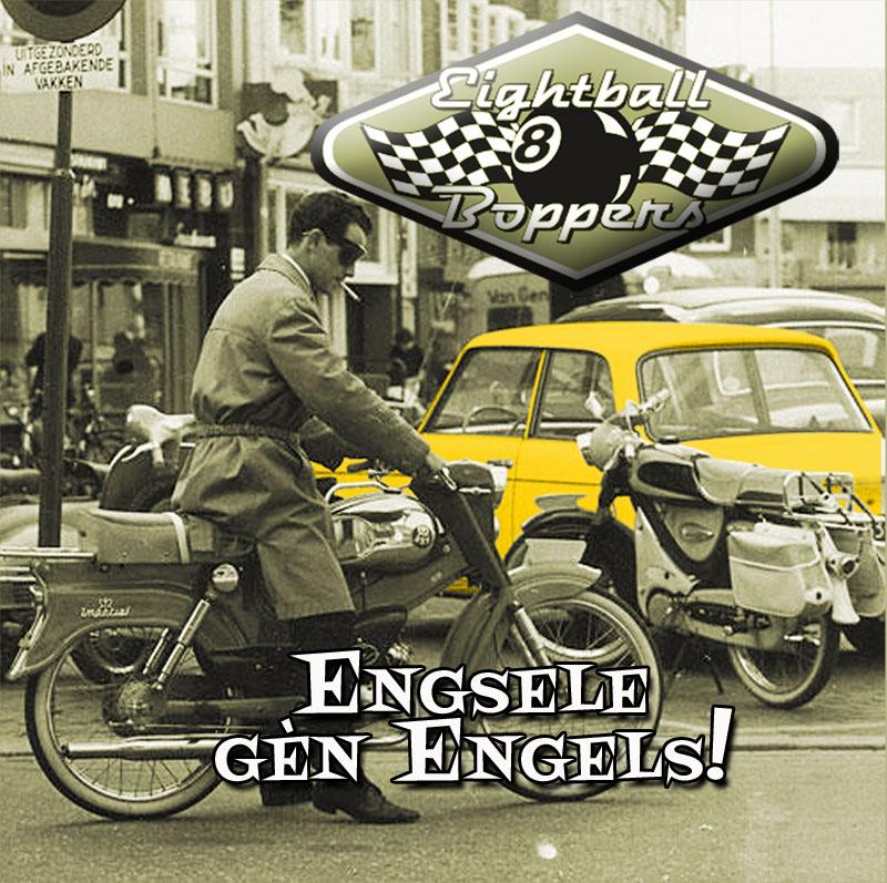 Eightball Boppers brengen CD uit met alleen maar dialect-liedjes