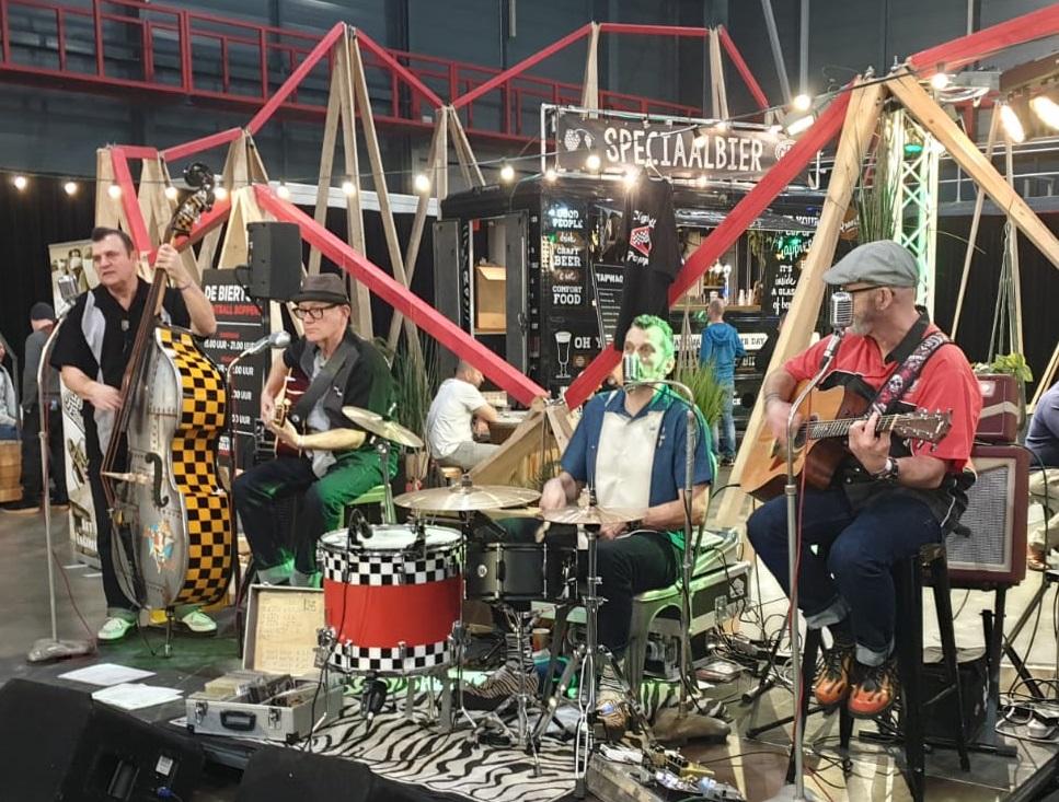 Eightball Boppers Motorbeurs 2019 Jaarbeurs Utrecht